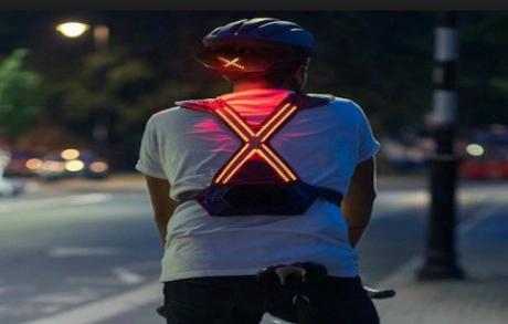 Giyilebilir Bisiklet Gösterge Sistemi Geliştirildi
