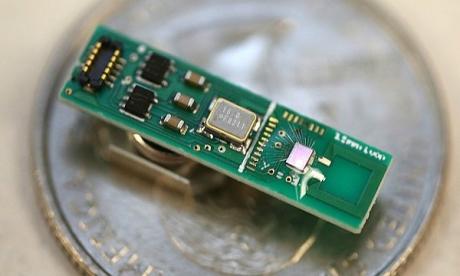 Düğme Pil İle 11 Yıl Çalışan Bluetooth Cihazı