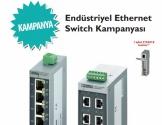 Phoenix Contact Endüstriyel Ethernet Switch Kampanyası Başladı!