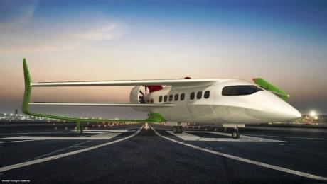 Üç Kanatlı Hibrit Uçak: BEHA