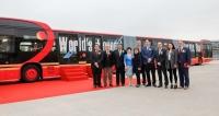 Dünyanın En Uzun Elektrikli Otobüsü
