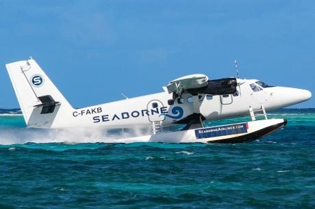 Elektrikli Deniz Uçakları Ulaşımda Alternatif Olacak