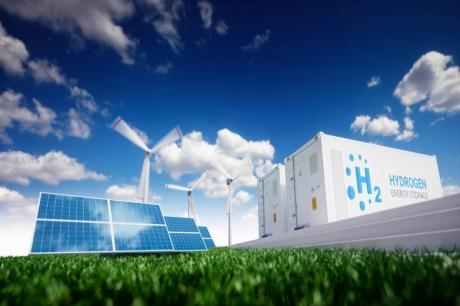 Güneş Enerjisinden Hidrojen Üreten Cihaz Geliştirildi!