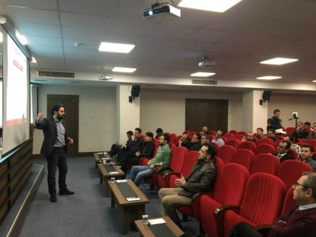 Danfoss TMMOB Makine Mühendisleri Gaziantep Şubesi Semineri Büyük İlgi Gördü| DANFOSS