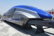 Saatte 600 Km Hızla Gidebilen Maglev Tren Tanıtıldı!