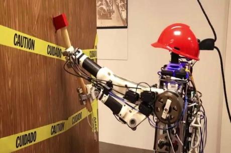 Afet Kurtarma Robotları İnsan Reflekslerine Sahip Olacak
