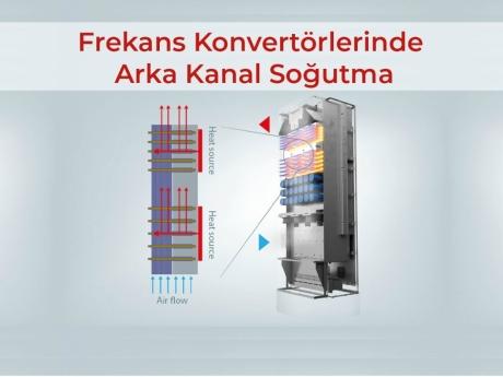 Frekans Konvertörlerinde Arka Kanal Soğutma