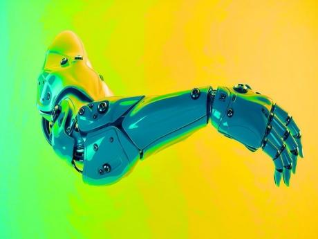 Zihin Kontrolü Yapabilen Robot Kol Geliştirildi