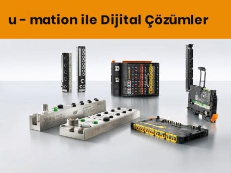 u-mation ile Dijital Çözümler | Weidmüller
