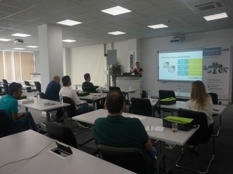 Phoenix Contact, Çamlıca'daki Ofisinde Çok Yönlü Markalama Teknolojileri  Anlatıldı