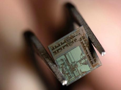 5G'nin Ötesinde Kablosuz Alıcı Verici Geliştiriliyor