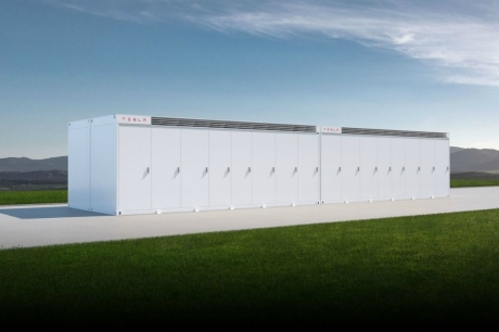 Tesla'dan Enerji Depolama Projesi: Megapack