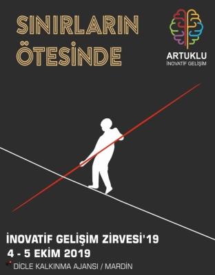 İnovatif Gelişim Zirvesi'19 | Artuklu İnovatif Gelişim