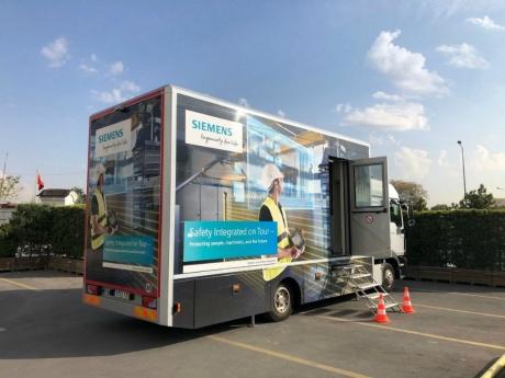 Siemens, Safety Integrated Emniyet Çözümleriyle Güvenlikten Ödün Vermiyor