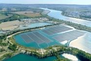 Avrupa'nın En Büyük Yüzen Güneş Enerjisi Santrali Açıldı