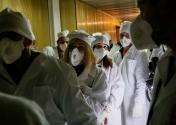 Dünya'nın En Büyük Nükleer Faciası Çernobil'in Kontrol Odası Turizme Açıldı