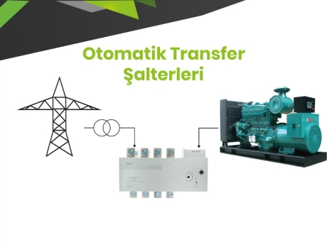Otomatik Transfer Şalterleri | Sigma Elektrik