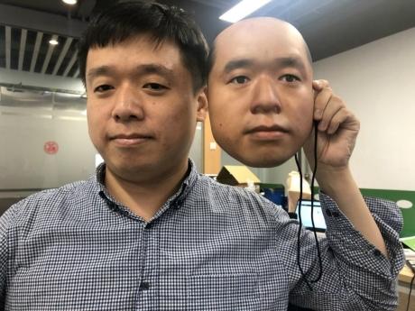 Yüz Tanıma Sistemlerini Kandıran Üç Boyutlu Maskeler