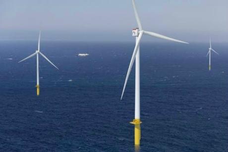 Dünyanın En Büyük Açık Deniz Rüzgar Çiftliği Kuruluyor