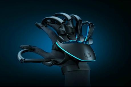Sanal Ortamdaki Objeleri Hissedebilirsiniz: The Glove