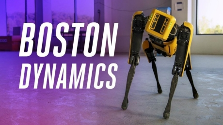 Boston Dynamics'in Robot Köpeği Spot Petrol Kuyularında Çalışacak