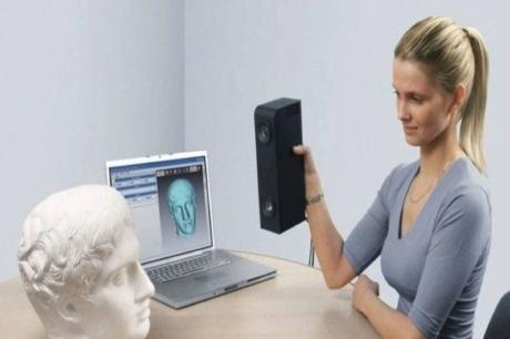 3D Tarayıcılar Nasıl Çalışır?