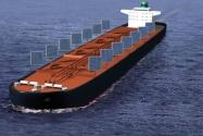 Rüzgar ve Güneş Enerjisi Yük Gemilerinde Kullanılacak