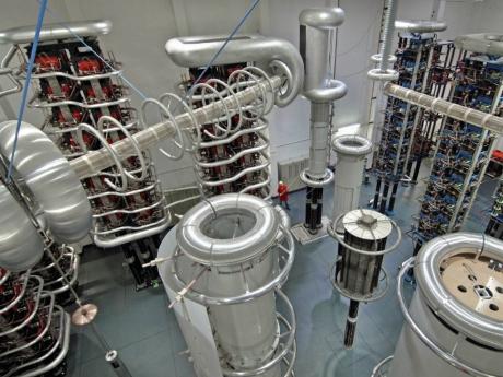 Siemens Yüksek Gerilim Test Laboratuvarı