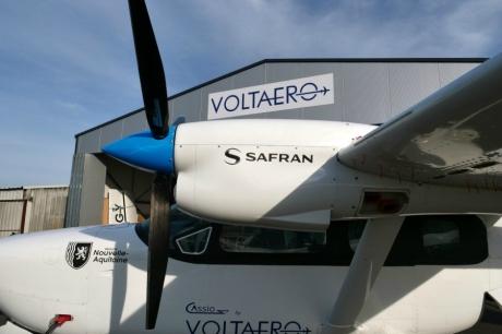 Hibrit Uçak: Cassio