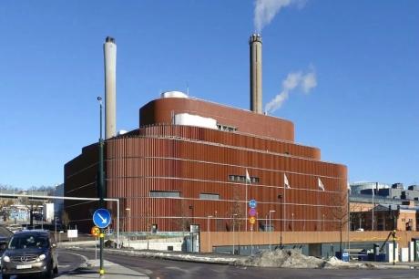 İsveç Kömür Santrallerini Kapatıyor