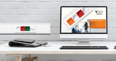 VİKO By Panasonic Kalitesi ve Teknolojisi: Yeni Kablo Kanalı Sistemleri...