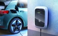 Volkswagen Ev Tipi Şarj Cihazı Geliştiriyor