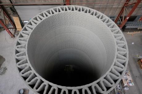 3D Baskı Teknolojisi ile Rüzgar Türbinleri İnşa Edilecek