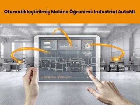 Otomatikleştirilmiş Makine Öğrenimi | Weidmüller Industrial AutoML