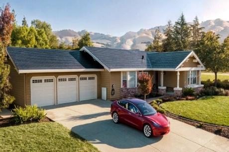 Tesla Solar Roof Maliyetleri Azaldı