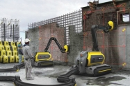 Robotlar Yardımıyla Baraj İnşa Edilecek