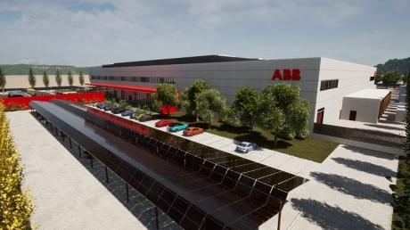 ABB'den Elektrikli Araçlar Şarj İstasyonu Yeni Tesis Yatırımı