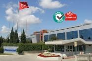 Panasonic Life Solutions Türkiye, Covıd-19 Güvenli Üretim Belgesi Aldı