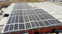 Enerparc AG ve OzEnergy, Gamateks'e ait 1173 kWp Gücündeki Güneş Enerji Santralini Tamamladı