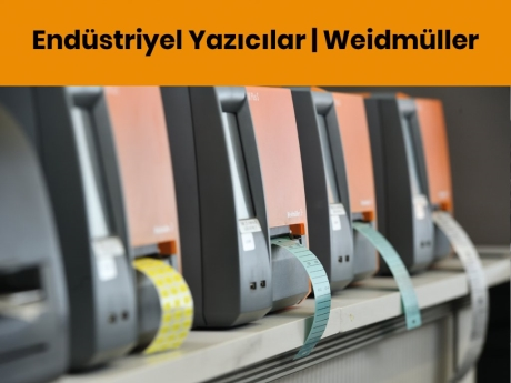 Endüstriyel Yazıcılar | Weidmüller