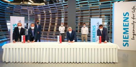Siemens'in Mesleki Eğitimde Dijital Dönüşüm Projesi Türkiye'de