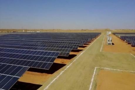 Karapınar Güneş Enerji Santrali Üretime Başladı