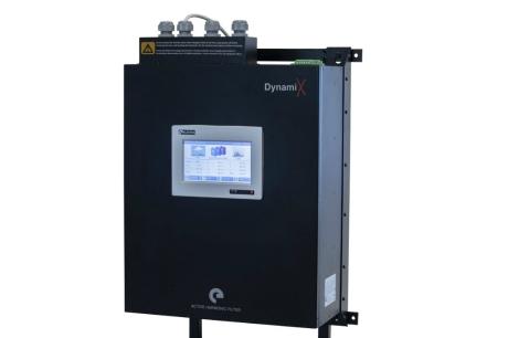 DynamiX Aktif Harmonik Filtre ile Enerji Kalitesi Sorunlarına Yüksek Teknolojili Çözüm