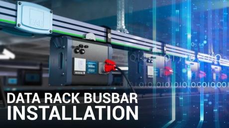 E-Line KD Data Center Rack Busbar Enerji Dağıtım Sistemleri