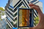 Akıllı Pencereler Güneş ile Renk Değiştiriyor