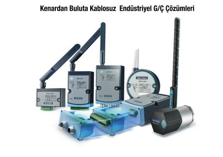 Endüstriyel IoT Uygulamalarında Kablosuz İletişim | Advantech Türkiye