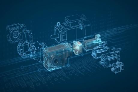Relüktans Redüktörlü Motor | Siemens SIMOGEAR