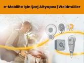e-Mobilite için Şarj Altyapısı | Weidmüller