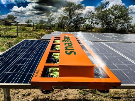 Güneş Paneli Temizliği Robotlarla Yapılabiliyor