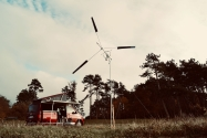 Taşınabilir Rüzgar Türbini: Wind Catcher